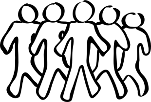 Group-of-people-clipart-black-and-white-free